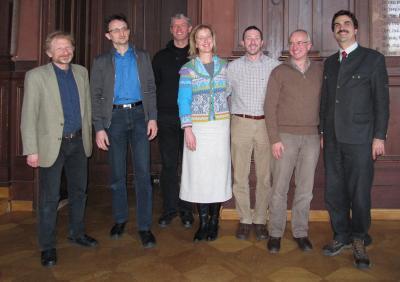 Vorstand und Beirat der ÖBG