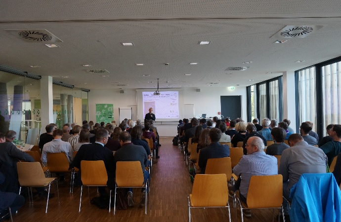 Die Teilnehmerinnen bei der Tagung