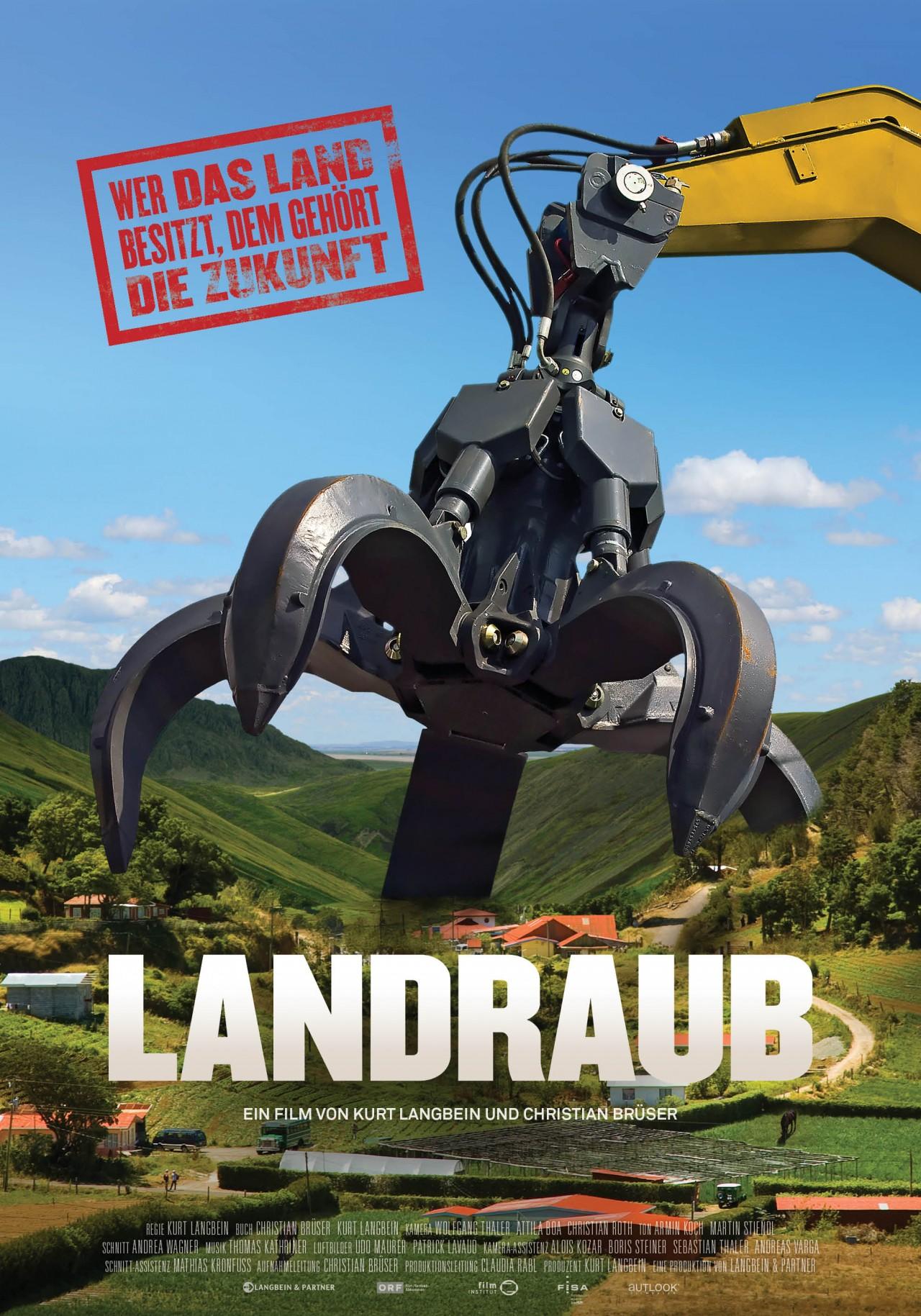 Landraub - der preisgekrönte und sehr empfehlenswerte Film zum gleichnamigen Thema